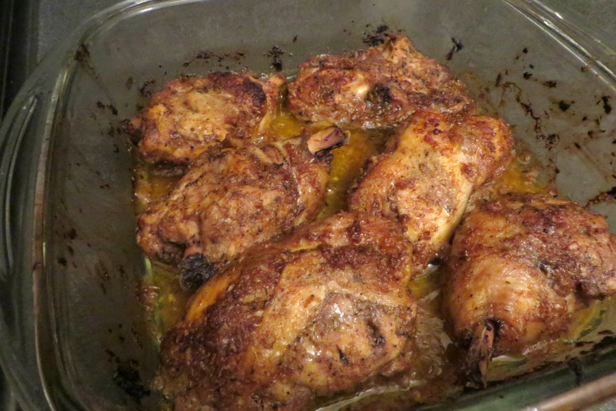 jerk chicken oven