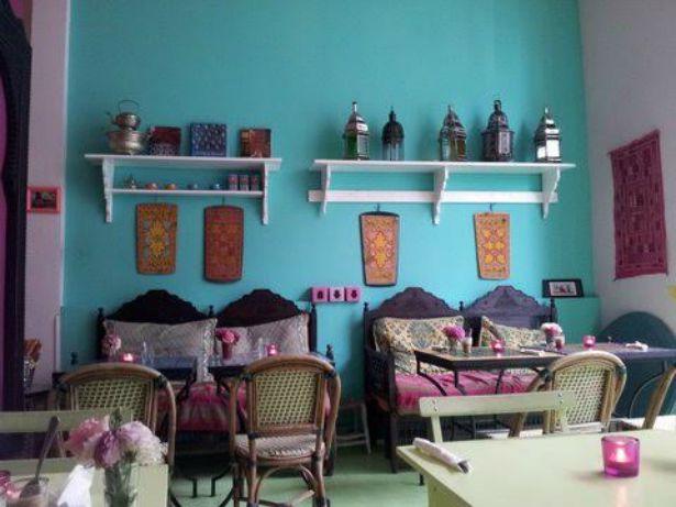 marokkaanse theesalon 2