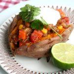RECEPT: BB met R variant met zoete aardappel en gehakt