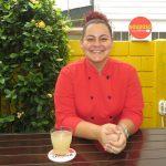 Kok Stephanie Loor gaat voor verfijning van de Surinaamse keuken
