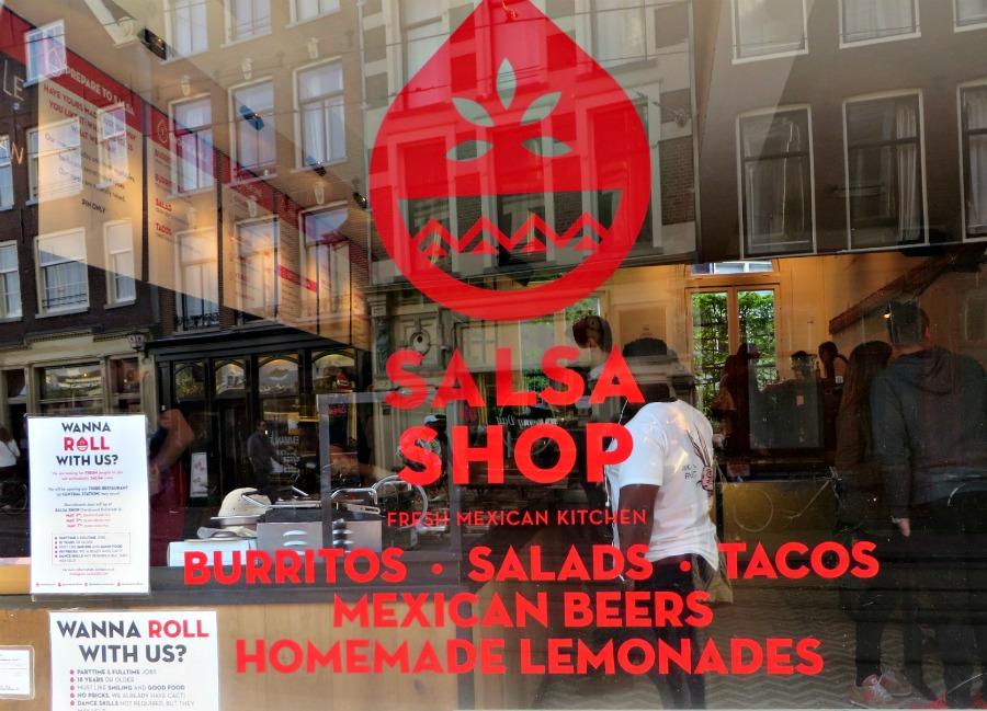 Salsa Shop Amsterdam Amstelstraat