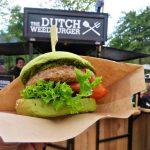Vegetarisch eten op foodfestival Rollende Keukens 2016