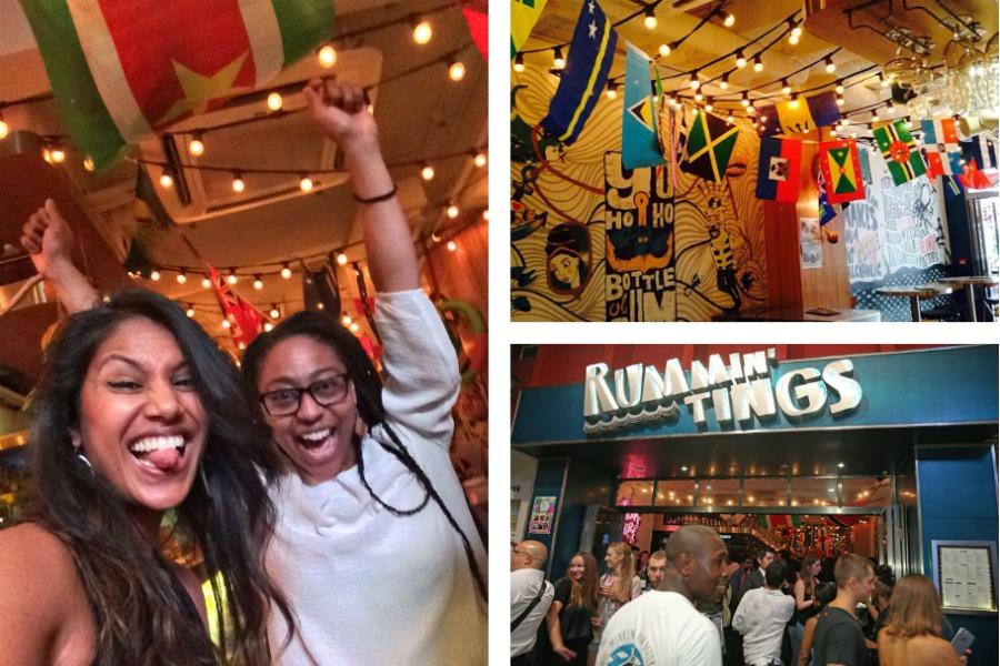 Hong Kong Rummin Tings Caribbean