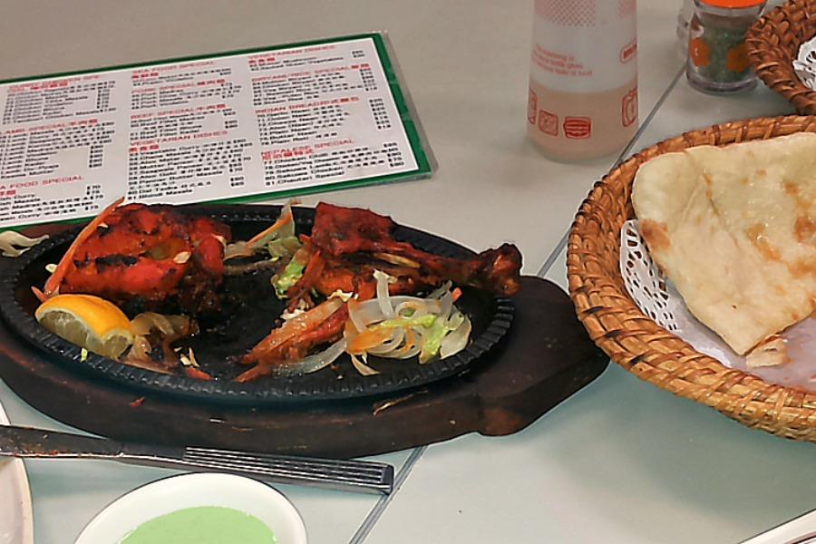 Hong Kong foodcourt Chautari