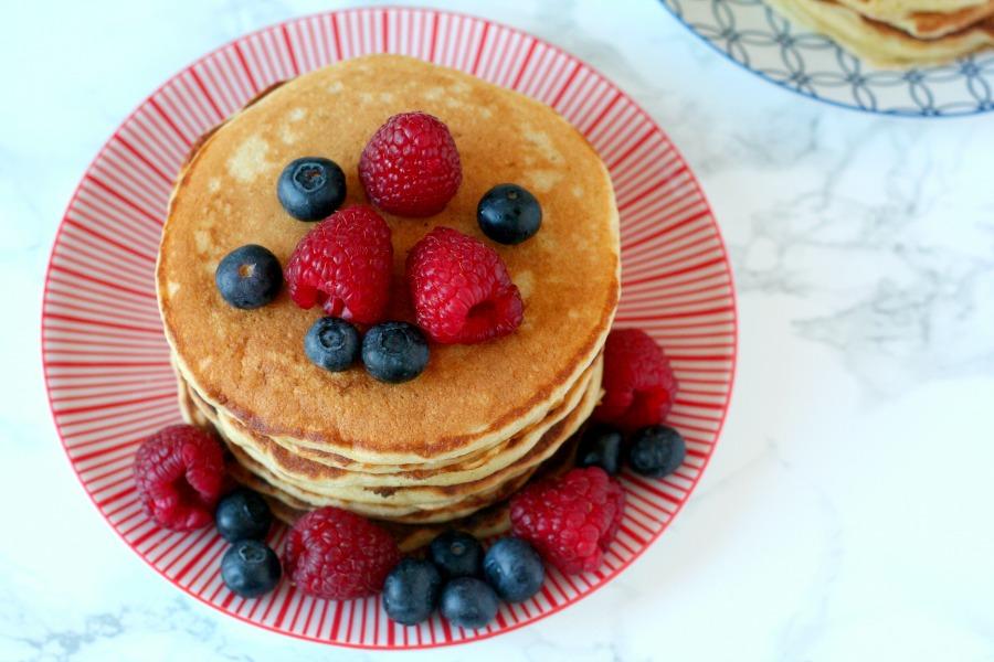 recept de luchtigste American pancakes