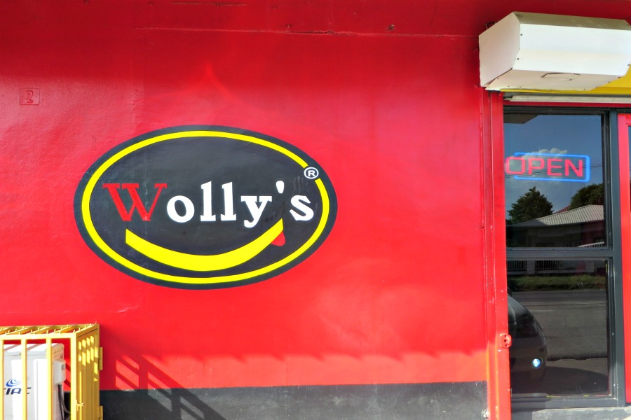 Wolly´s Paramaribo Tuberoosstraat