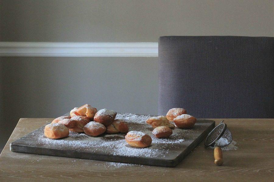 Beignets gebakken in eendenvet (bron foto: Southern Souffle)