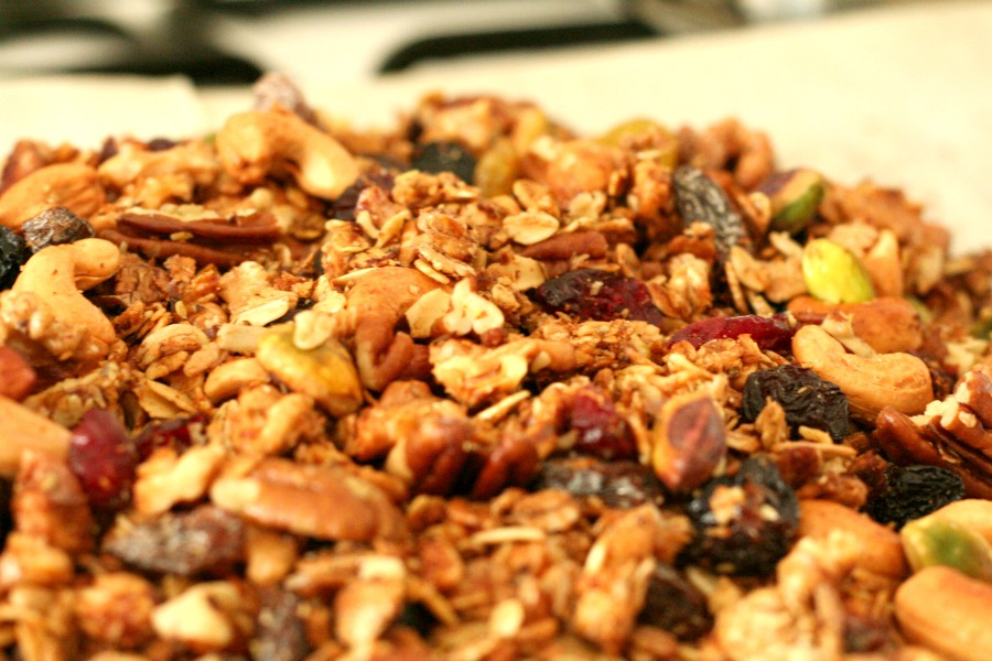 granola zelf maken