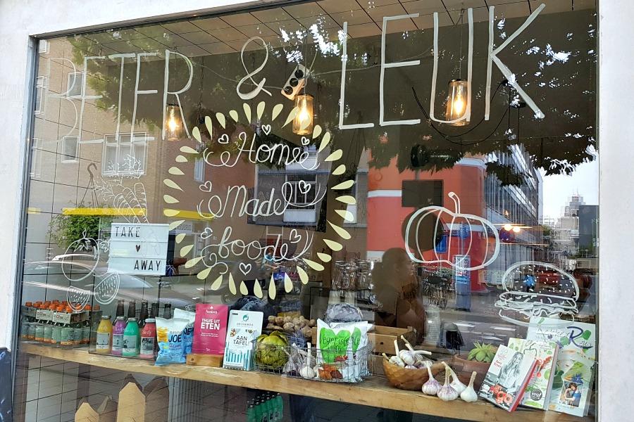 Beter en Leuk healthy hotspots in Amsterdam