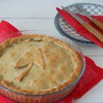 RECEPT: pastei met tayerblad en gehakt