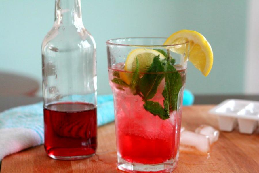 Surinaams schaafijs met Surinaamse limonade