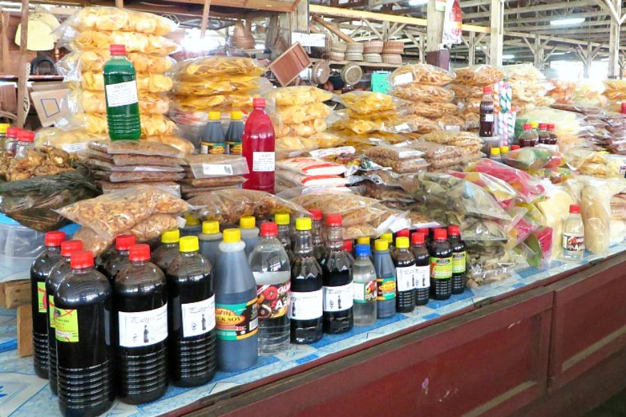 Noodmarkt nieuw leukste markten van Suriname
