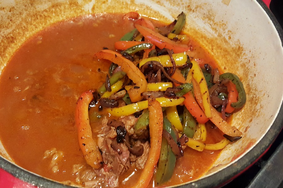 gegrilde-groenten-bij-pulled-beef-tortillas