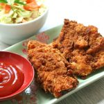 RECEPT: healthy fried chicken (KFC kip)