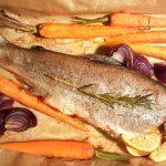 RECEPT: hele vis uit de oven