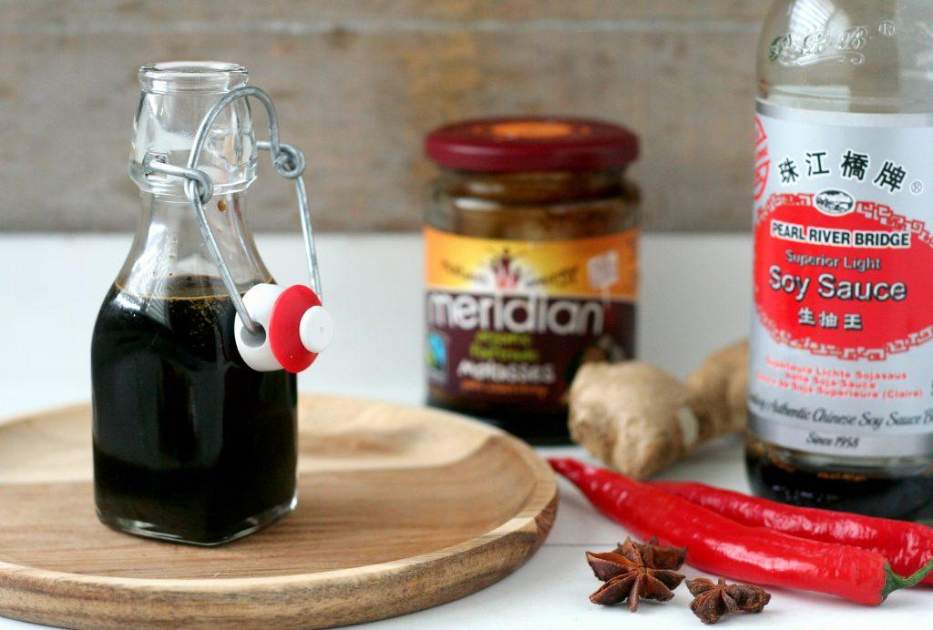 zoete ketjap maken recept ingredienten ketjap manis sweet soy sauce