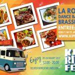 WIN: kaarten voor 1e editie Kip&RijstFest