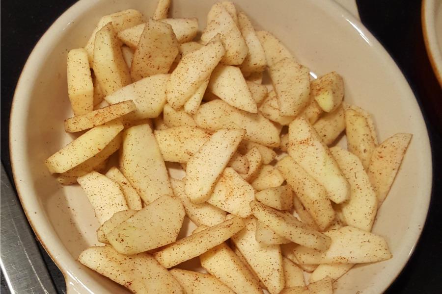 recept appels tarte tatin