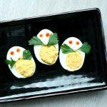 Surinaamse gevulde eieren