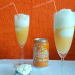 recept ice cream soda met Fernandes cream ginger