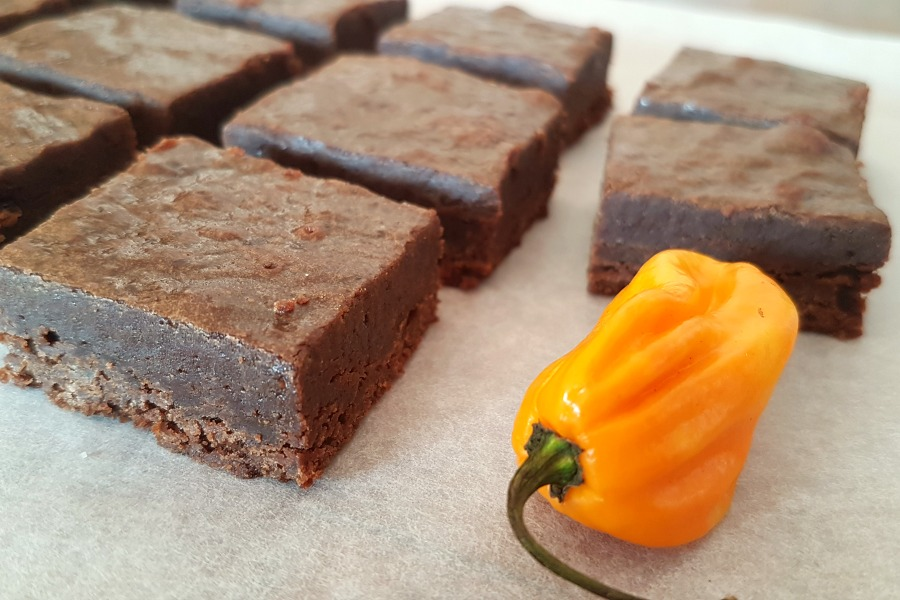recept brownies met madame Jeanette close