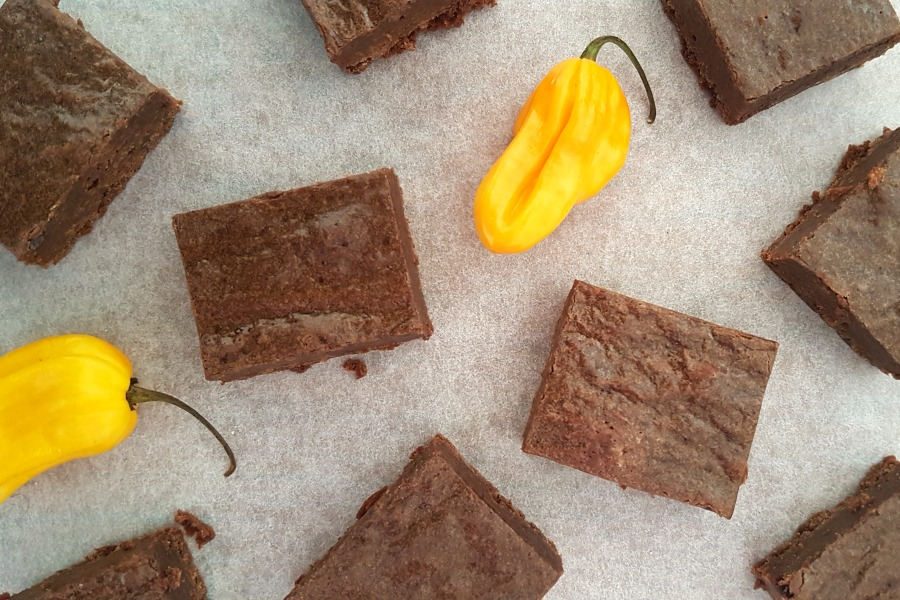 recept this girl can cook brownies met madame Jeanette