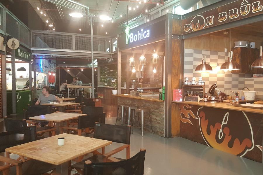Foodhall MingleMush Den Haag kraampjes