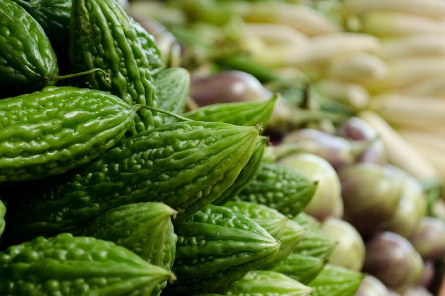 minder bitter Surinaamse groenten sopropo antroewa