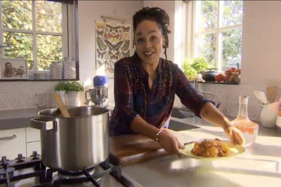 zuurkool de leukste Surinaamse recepten van Sharon de Miranda BinnensteBuiten