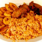 jollof rice recept
