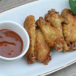 RECEPT: knapperige fried chicken wings