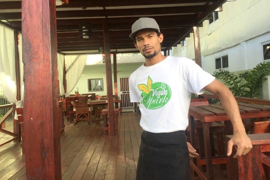 Vegan Spark Suriname vegan restaurant