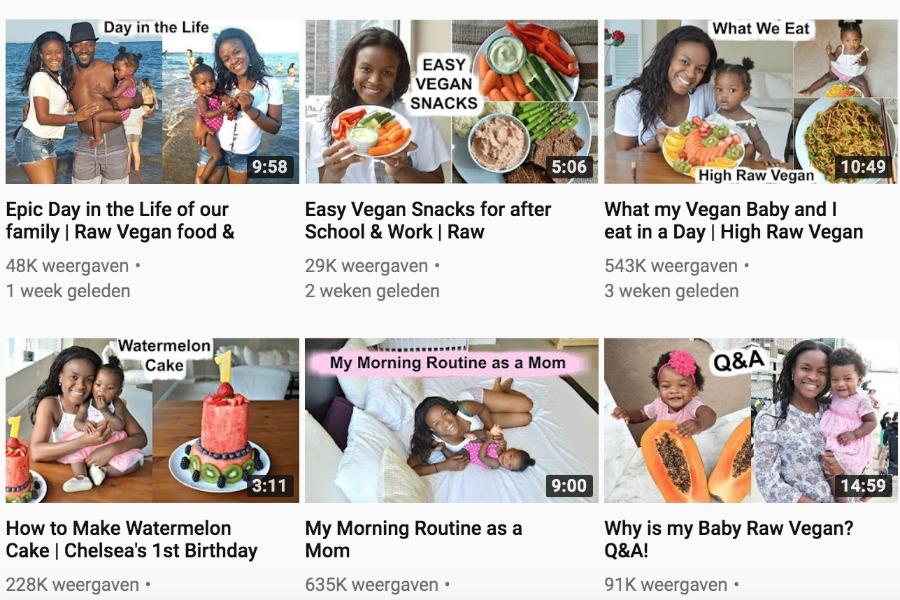 leukste black vegan blogs Shine With Plants
