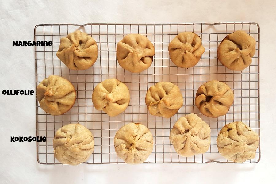 vegan deeg voor Surinaamse pastei drie soorten vegetarische Surinaamse pasteitjes
