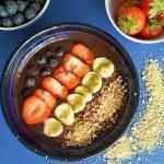 RECEPT: ontbijtbowl podosiri met kwak (açai bowl)
