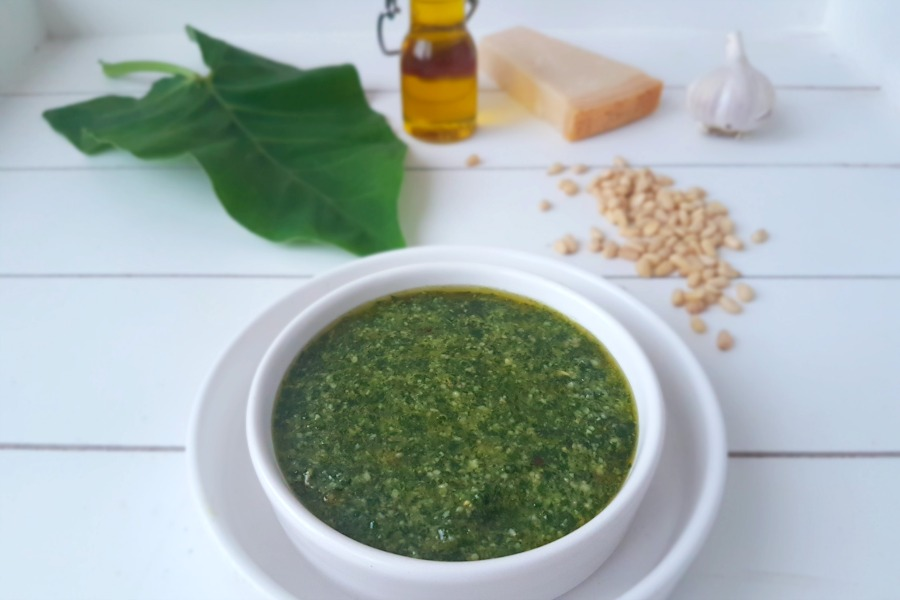 recept tayerblad pesto homemade pesto recipe