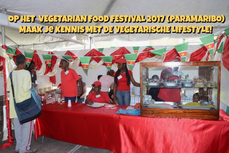 paramaribo vegetarian food festival suriname
