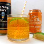 RECEPT: Dark 'n Stormy cocktail met Cream Ginger