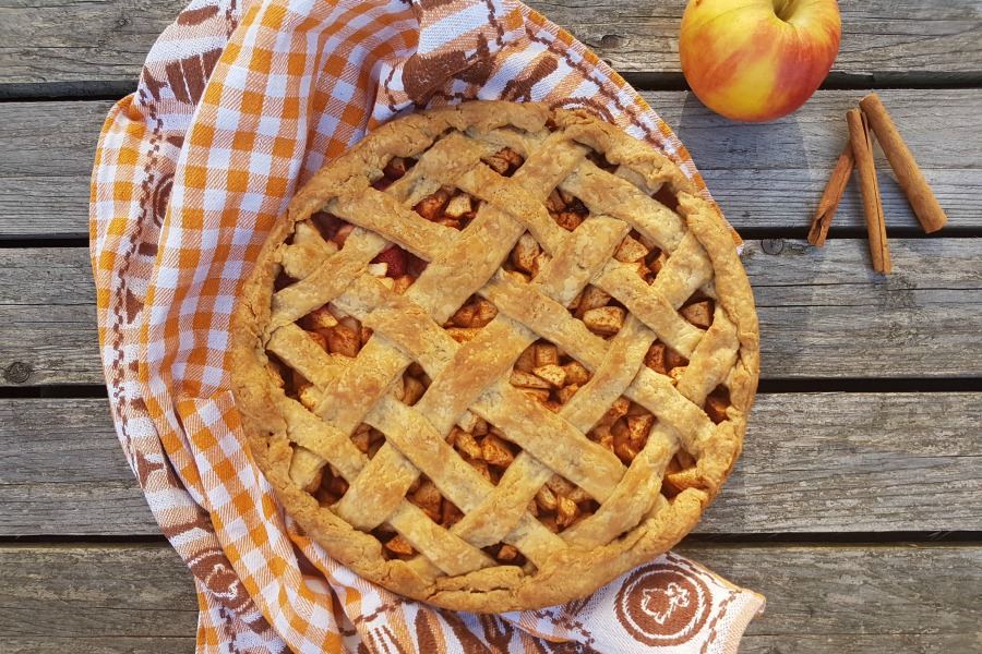 recept american apple pie amerikaanse appeltaart