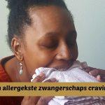 Dit zijn mijn allergekste zwangerschaps cravings