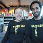 Kofi en Akoeba van Blaka eten zoals hun Afrikaanse voorouders