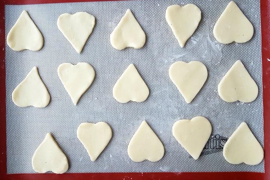 biscoitos de maisena harts