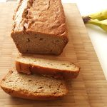 brown butter bananabread recipe