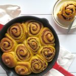 RECEPT: sweet potato cinnamon buns