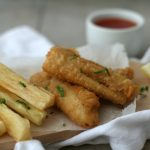 RECEPT: Surinaamse fish and chips (telo en bakkeljauw)