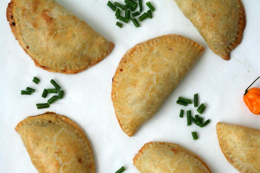 pasteitjes met bakkeljauw, aardappel en kousenband recept