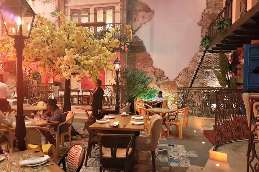 bachata rosa punta cana restaurant