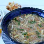 RECEPT: snelle saoto soep maken