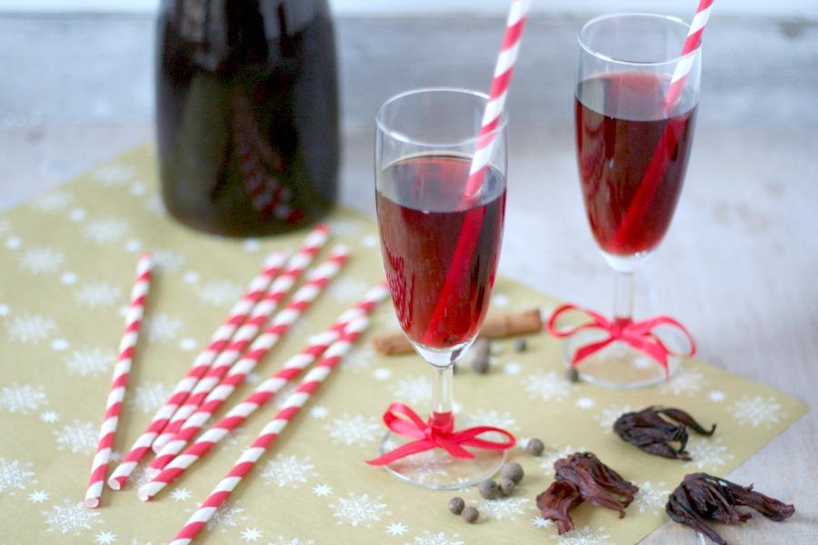 recept sorrel drink hibiscus sjoeroe