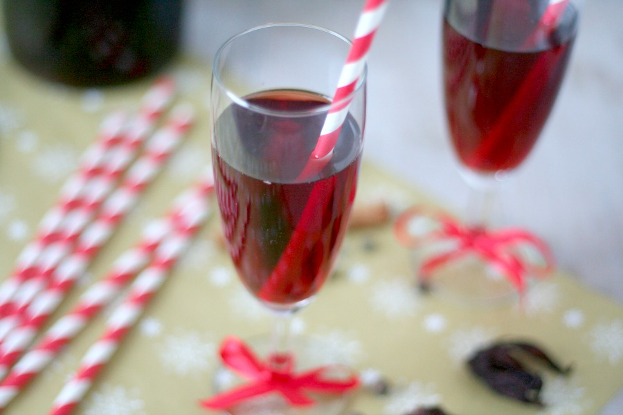 surinaamse kerst recept sorrel drink